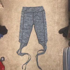 Yoga tie leggings